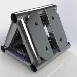 Corner/Cubo Block Triangular 60° P300