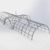 Cruzeta + Túnel
